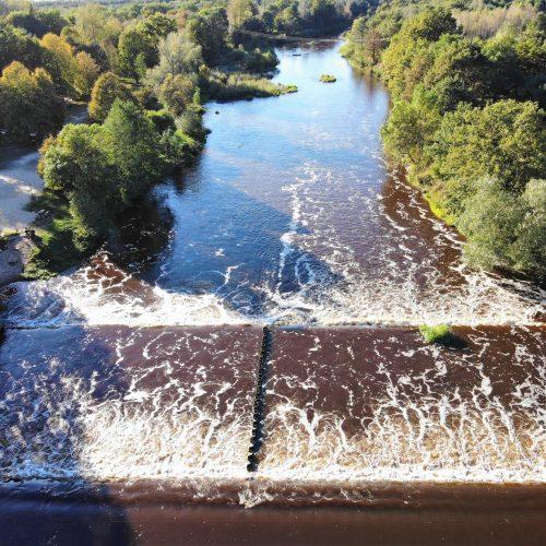 Bariery na rzekach – materiały do konsultacji społecznych IIaPGW
