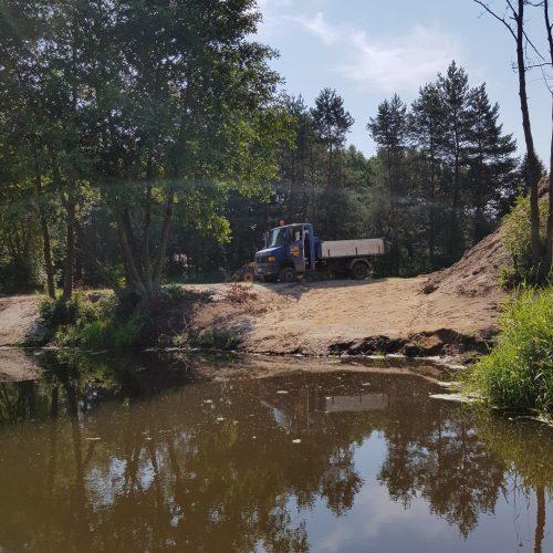 Udana interwencja na Liwcu w obszarze Natura 2000!